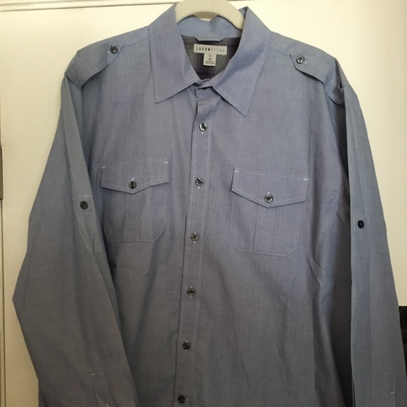 jack stone Other - Men's long sleeve shirt-never worn
